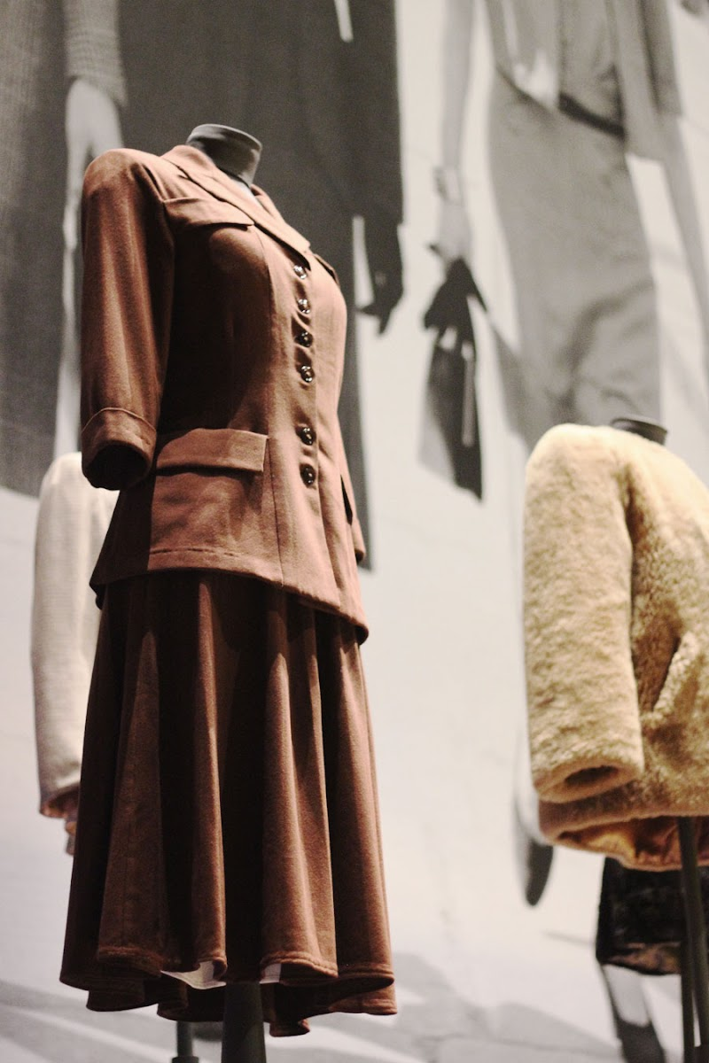 Imperial War Museum North: Fashion on the Ration | www.itscohen.co.uk