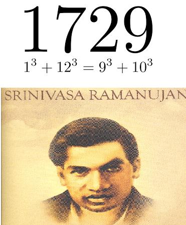 Resultado de imagen de Ramanujan y el numero 24