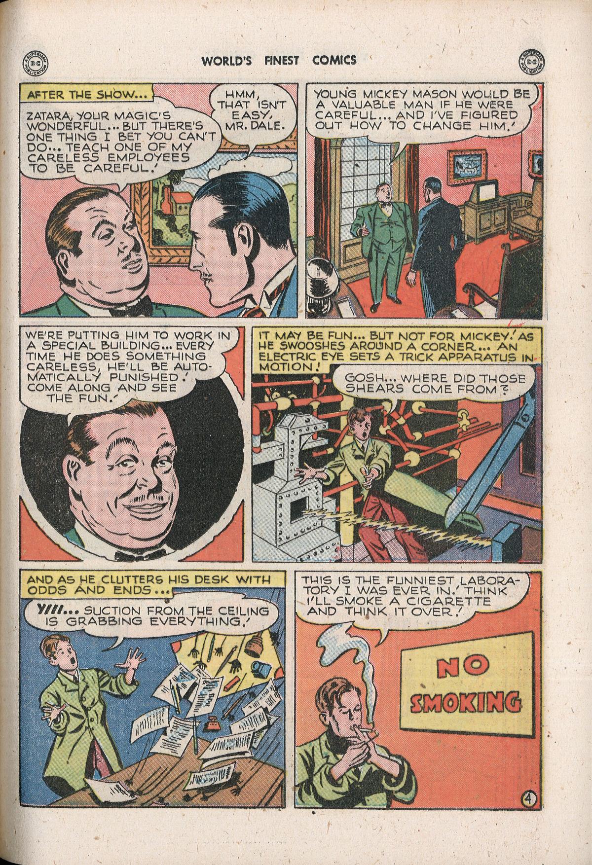 Read online World's Finest Comics comic -  Issue #33 - 31