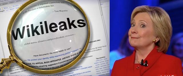 Campanha Clinton e o Wikileaks