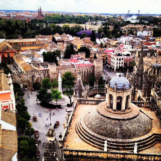 My Seville food and travel adventure