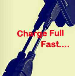 Cara Modifikasi charger Hp agar cepat penuh