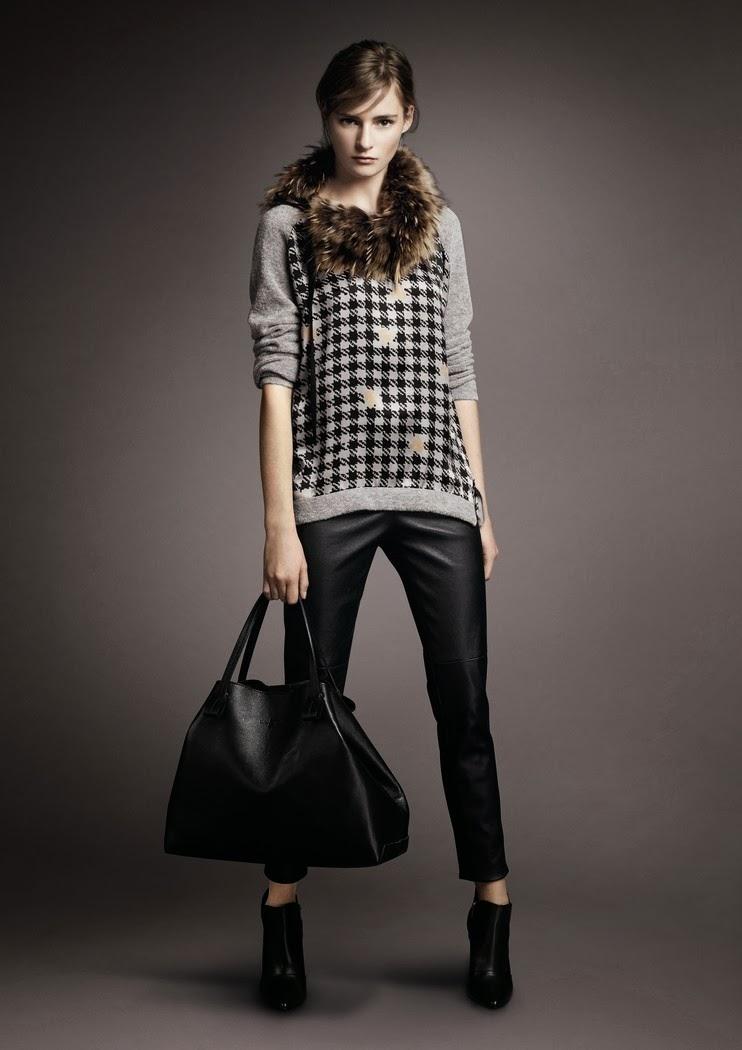 laurus fashiontipps luisa cerano vorschau auf herbst winter 2014 15 was bringt das deutsche. Black Bedroom Furniture Sets. Home Design Ideas