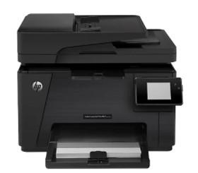 Imprimante Pilotes HP Color LaserJet Pro MFP M177 Télécharger