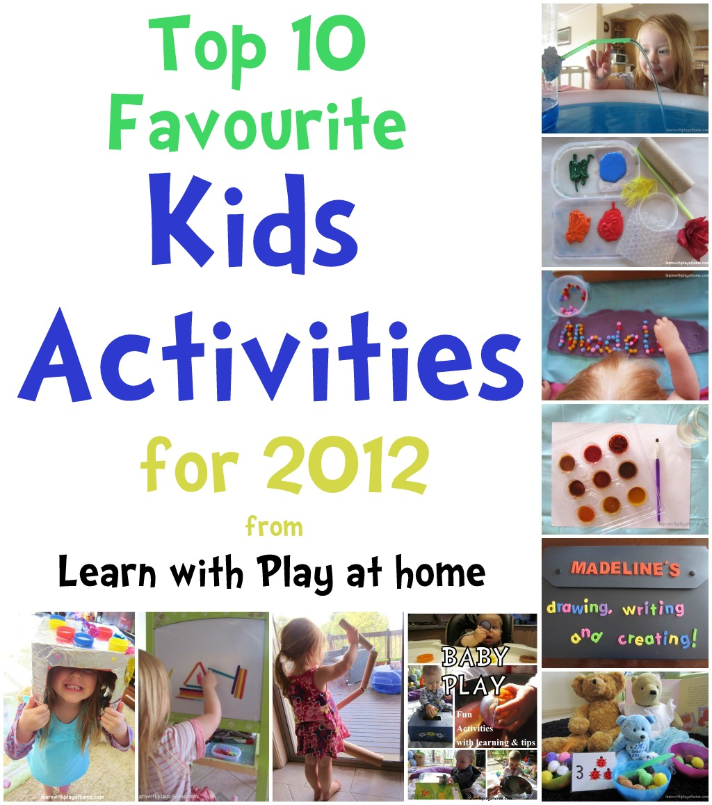 activities for kids at home learn with play at home top 10 favourite activities 31242
