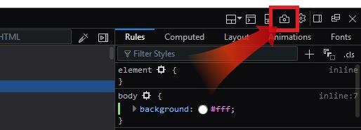 Cara Mengambil Screenshot Halaman di Mozilla Firefox