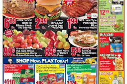 Jewel Osco Weekly Ad April 25 - May 1, 2018