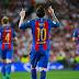 Jari Tengah untuk Messi di Laga El Clasico