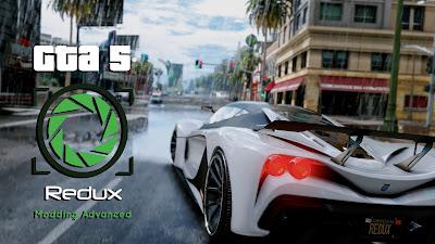 GTA V Redux: Mod Yang Akan Membuat GTA V Lebih Maksimal