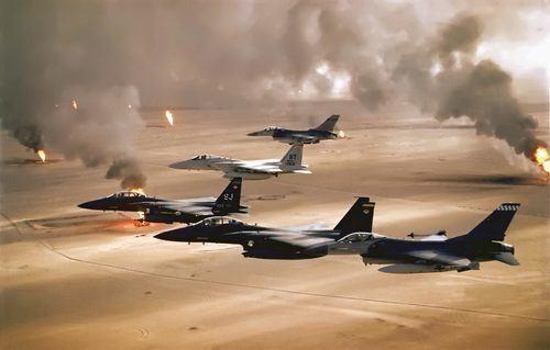 التحالف الدولي الغير شرعي يقر بقتله نحو ألف مدني في العراق وسوريا