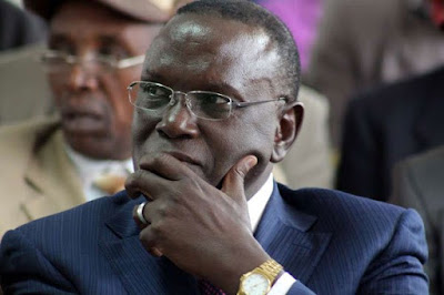 CS Mailu suspends NHIF limit. PHOTO | FILE