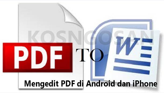 Cara Men File Pdf Di Iphone