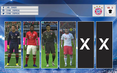 ultigamerz: PES 2016/PES 2017 Bayern Munich 2016/17 Full