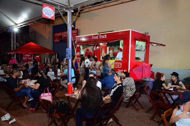 Vila Gastronômica entre as novidades da Feira da Indústria e Comércio de Cacoal