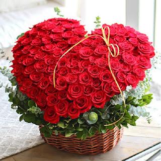 Send Valentines Day flowers to Hanoi
