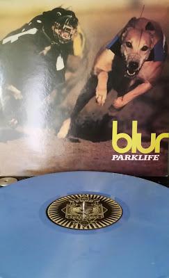 cover image britpop band groupe photo vinyle vinyl LP