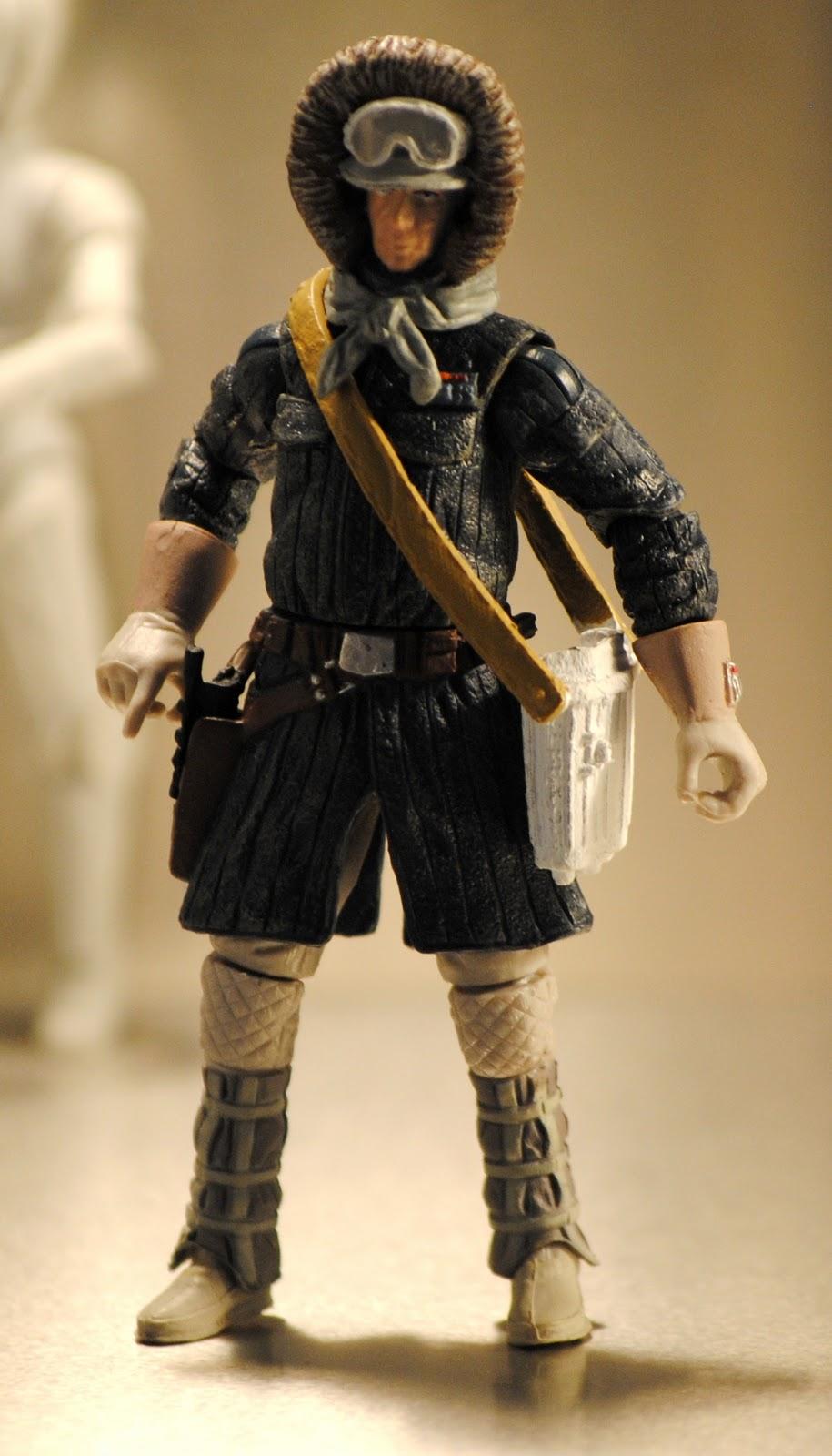 Solo: ACTION FIGURE EMPIRE: Han Solo: Hoth Gear