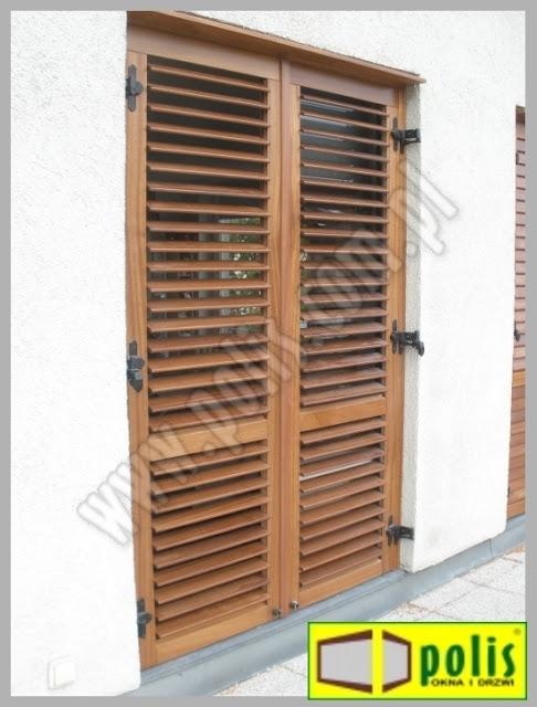 okiennice producent, okiennice z regulowanymi szczeblinami,