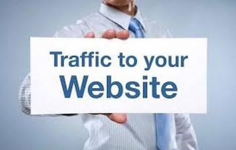 blog/ website traffic