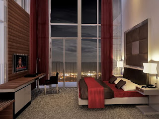 Foto Penthouse bed room