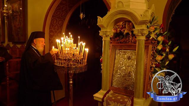 Στην Τήνο εόρτασε τα 17 χρόνια Αρχιερατείας ο Μητροπολίτης Δωρόθεος (ΦΩΤΟ)