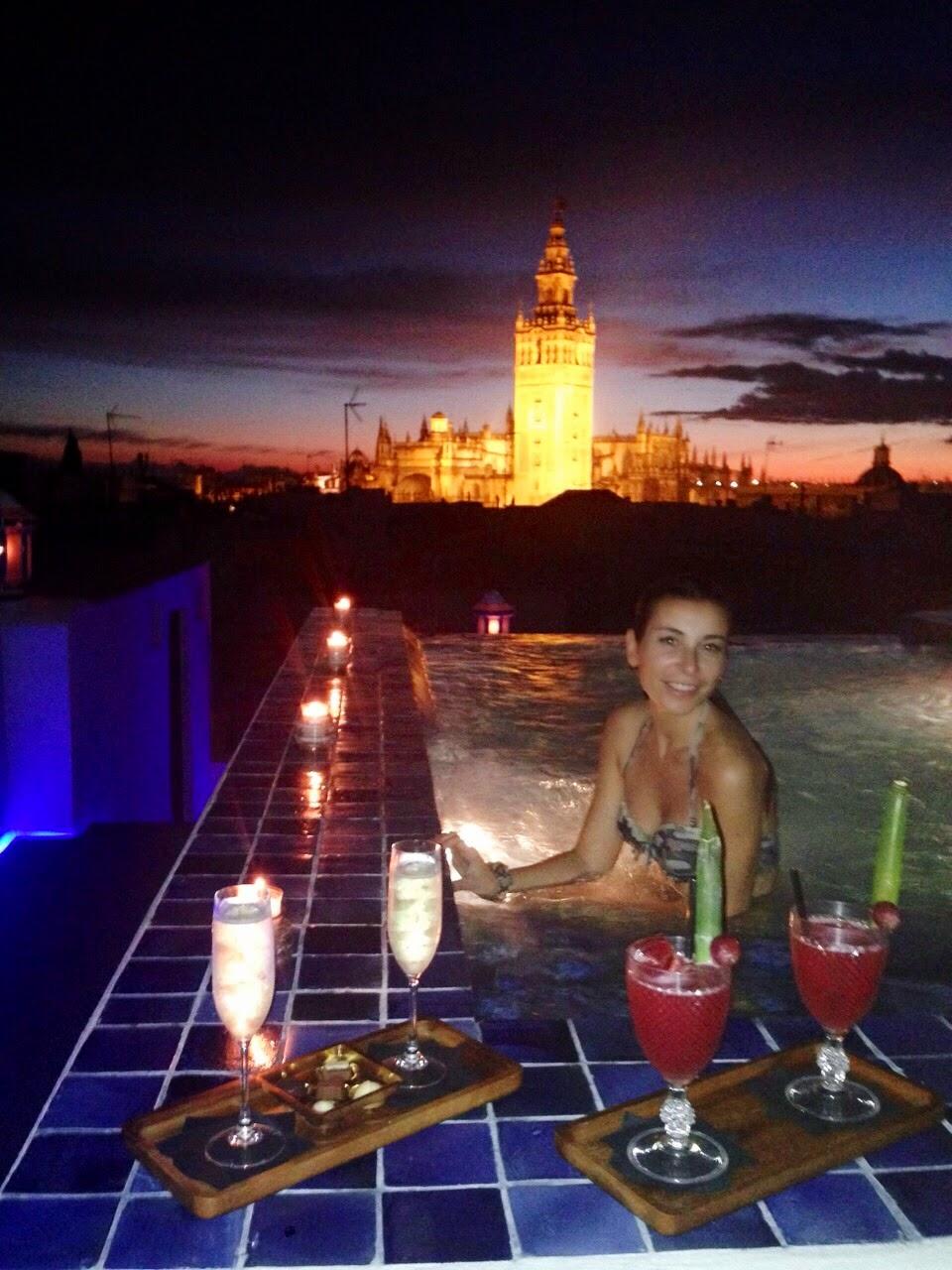Baos rabes Aire de Sevilla a la ultima life style