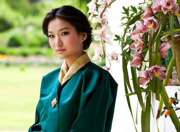 Джецун Пема Вангчук (Jetsun Pema) отримала звання наймолодшої королеви світу