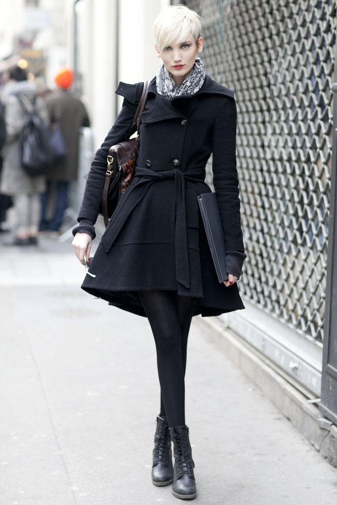 Paris: Paris Street Style