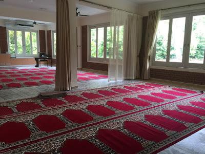 Hukum Tidur Di Dalam Masjid