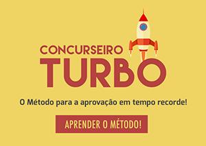 Método Concurseiro Turbo | Como Passar Rápido em Concurso