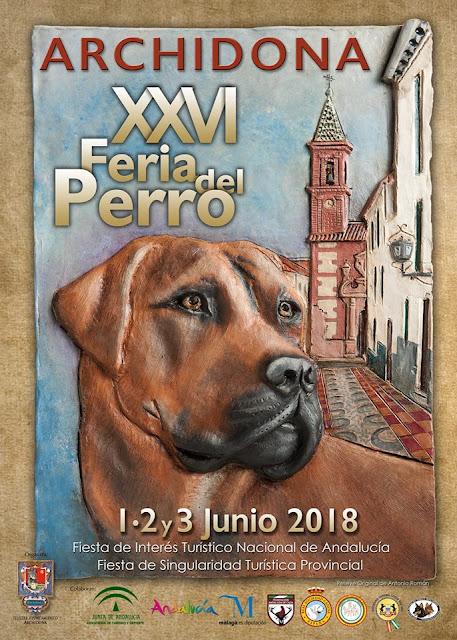 Feria del Perro de Archidona 2018