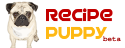 Recipe Puppy - ingredient based recipe search engine