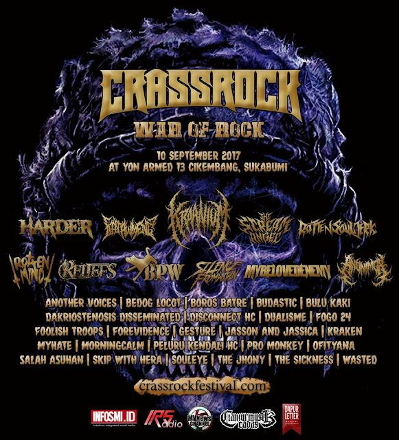 Crassrock Festival - War of Rock