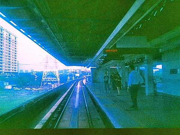 Down the LRT Line, Olympus Pen EE-S #II 02