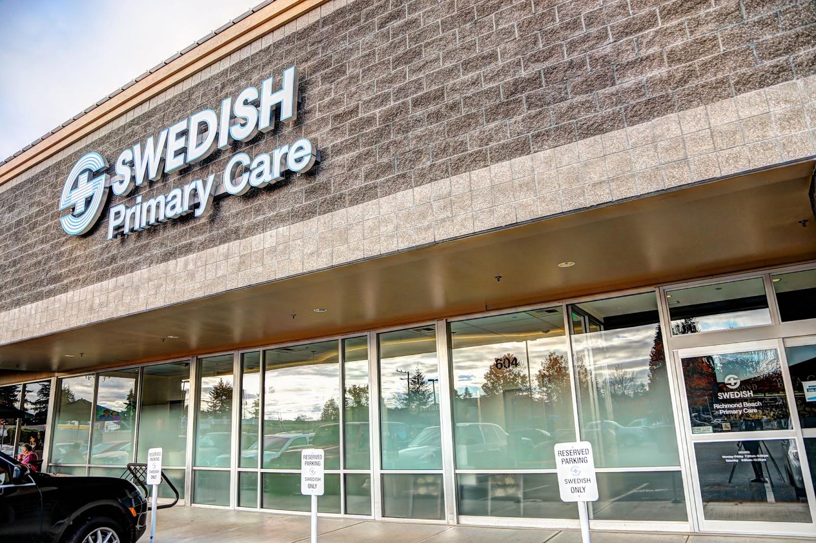 Shoreline Area News: Swedish opens new Primary Care Clinic in Richmond Beach