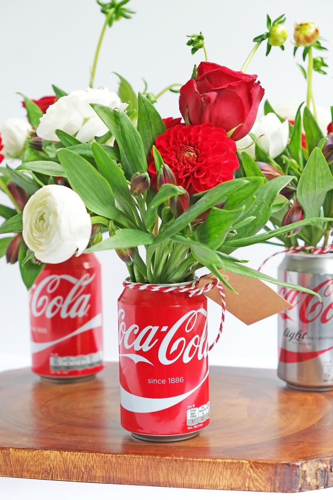 Diy : Interieur ideeën met Coca-Cola - Inspiratie