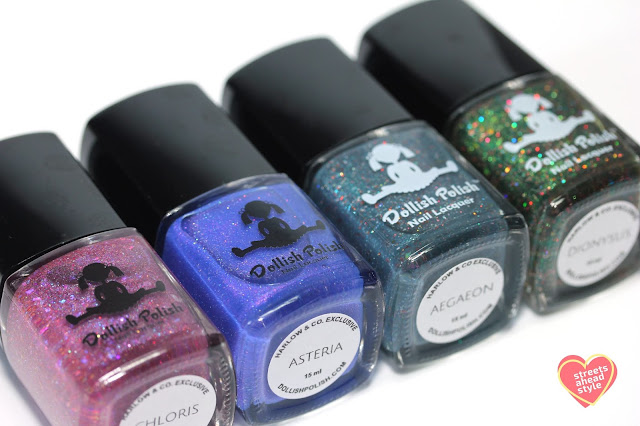 Dollish Polish Harlow & Co. Exclusives