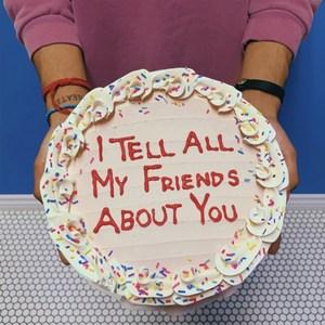 Bernard Dinata - I Tell All My Friends About You