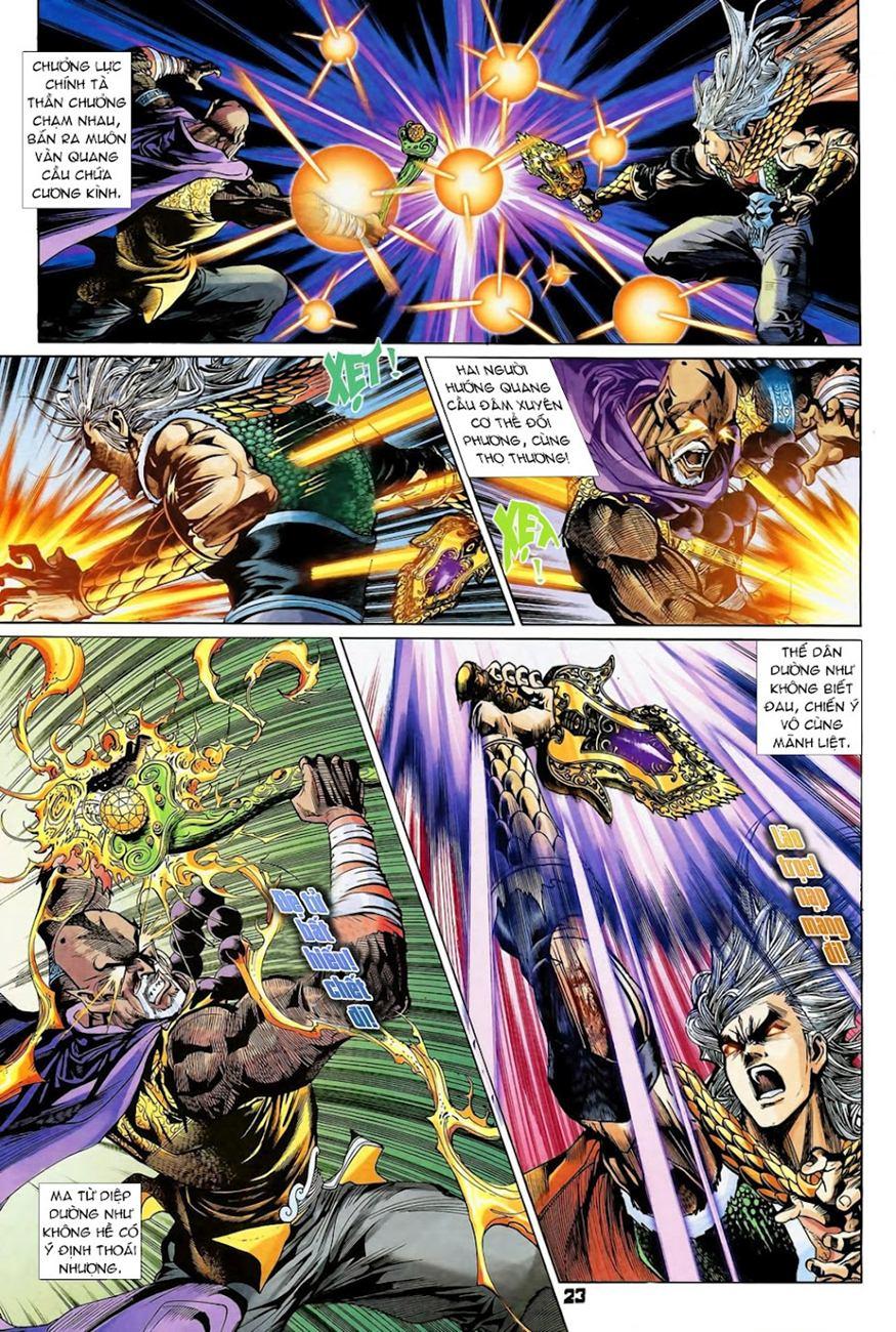 Đại Đường Uy Long chapter 99 trang 23