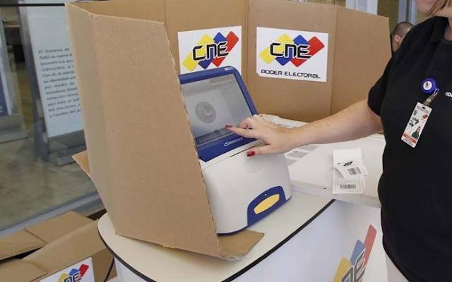 CNE realizaría referéndum sobre nueva Constitución el #9Dic