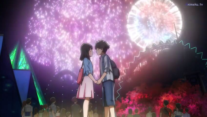 Tsuki Ga Kirei di Rekomendasi Anime Romance - Drama Terbaik