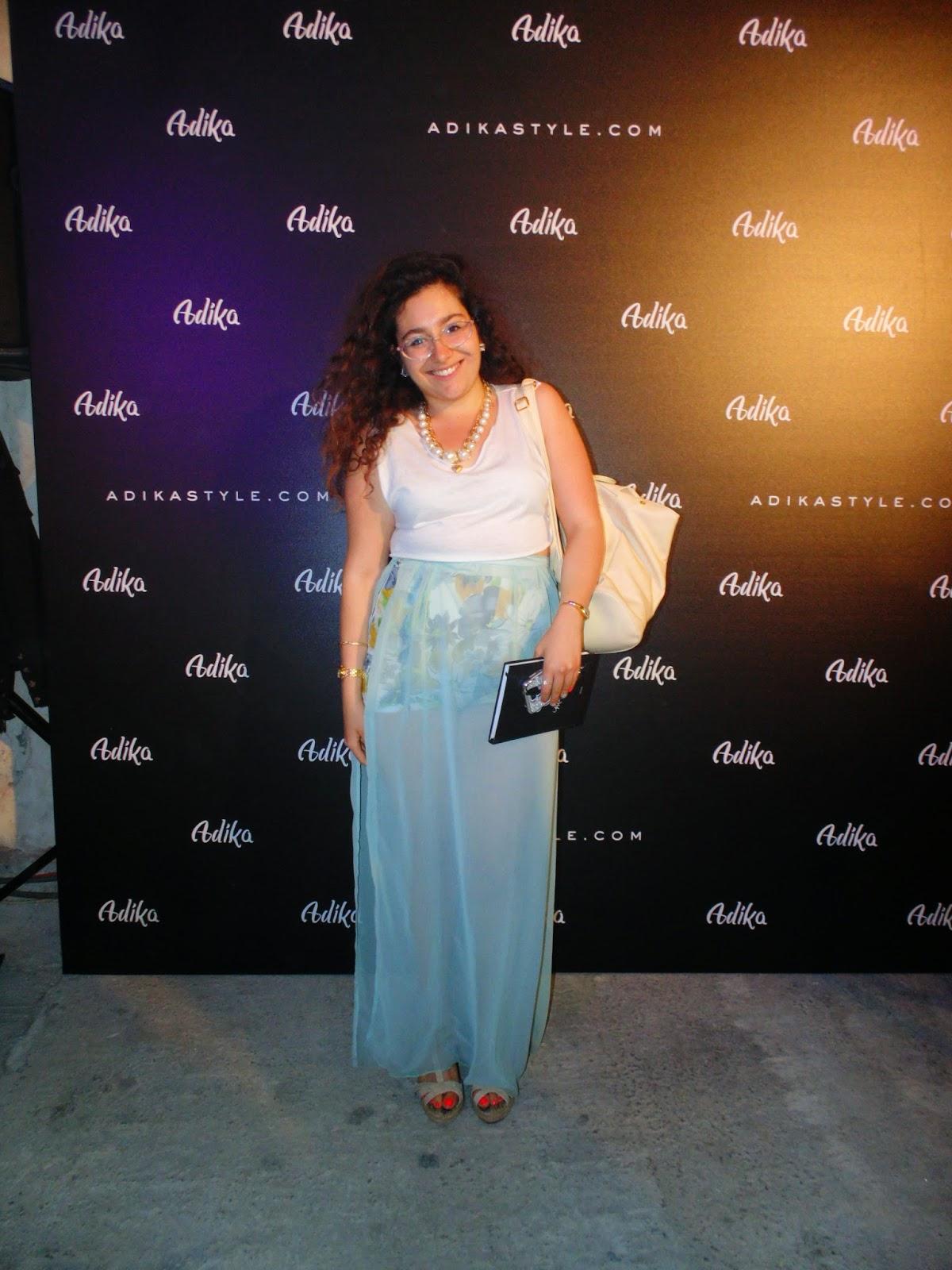 Adika Style opening