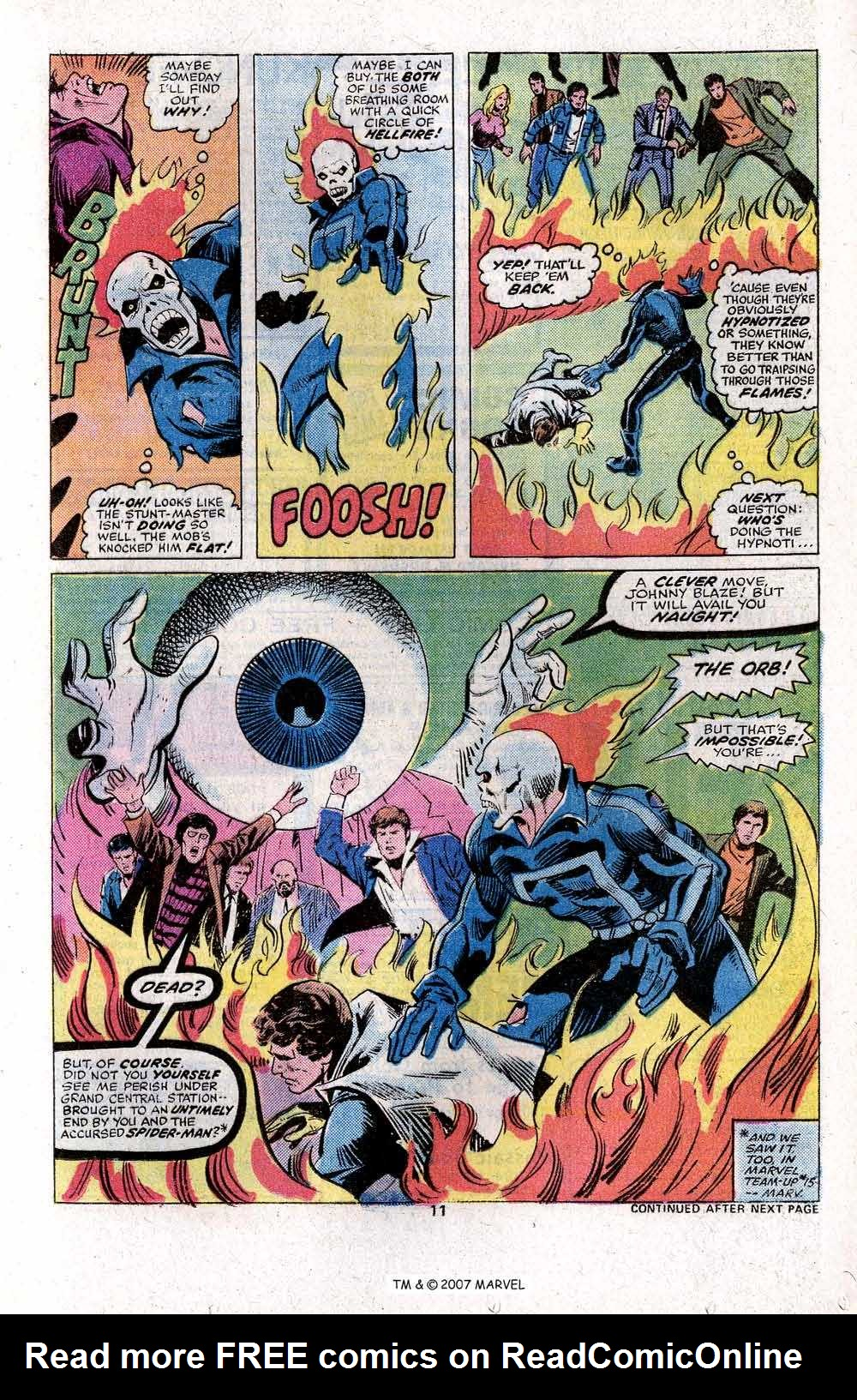 Ghost Rider (1973) Issue #14 #14 - English 13