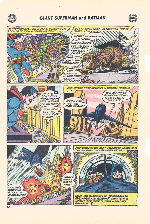 Read online World's Finest Comics comic -  Issue #161 - 55