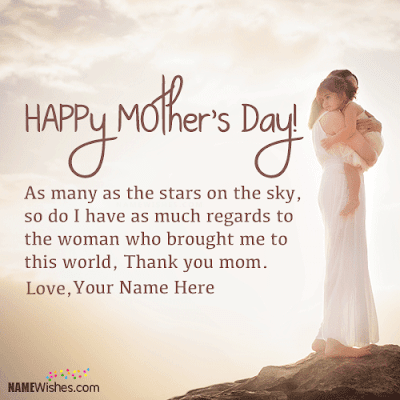 Heartfelt Mother's Day Wishes, Greeting Cards and Messages