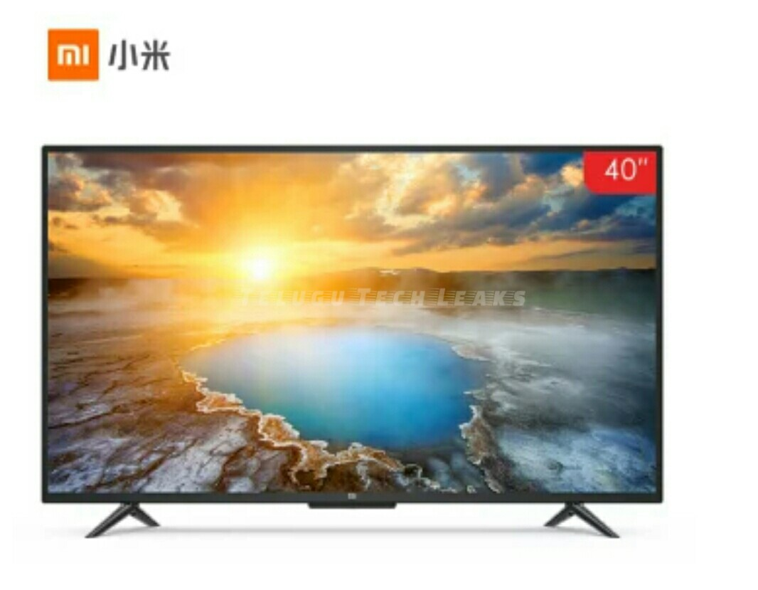Xiaomi Mi TV 4A 40-Inch version launched with voice control