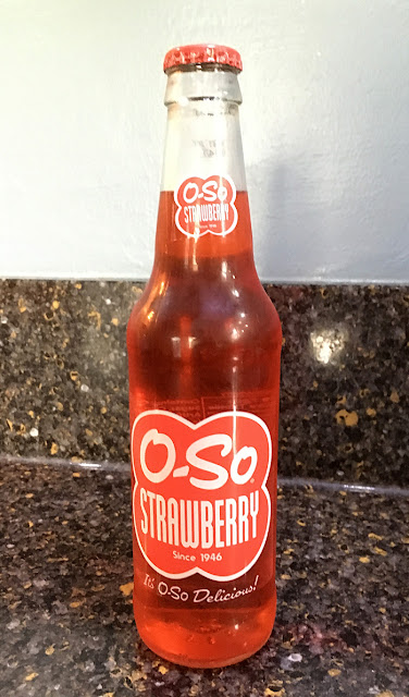 O-So Strawberry Soda