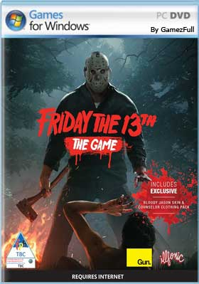 Friday the 13th The Game PC [Full] Español [MEGA]