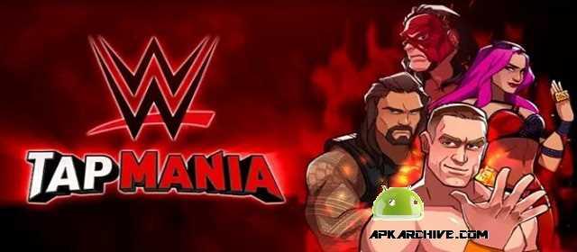 WWE Tap Mania Android Dövüş Oyunu indir apk indir