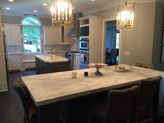 Amazing Marble Kitchen, Bathroom, Fireplace - Granite Budget Charlotte, NC